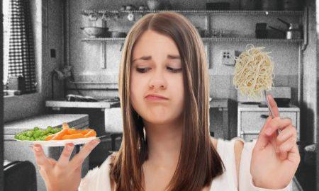 Трудности здоровой диеты, когда вы бедны📉