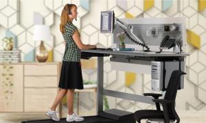 Почему в мире становится популярнее работать в офисе стоя.
