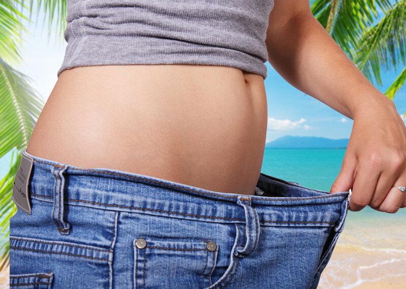 Действительно ли лучше сбрасывать вес постепенно?